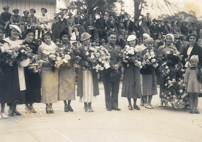 Dia das Mães - Foto da Primeira Comemoração do Dia Maes Brasil 2 - Credito Arquivo ACM-RS (2)