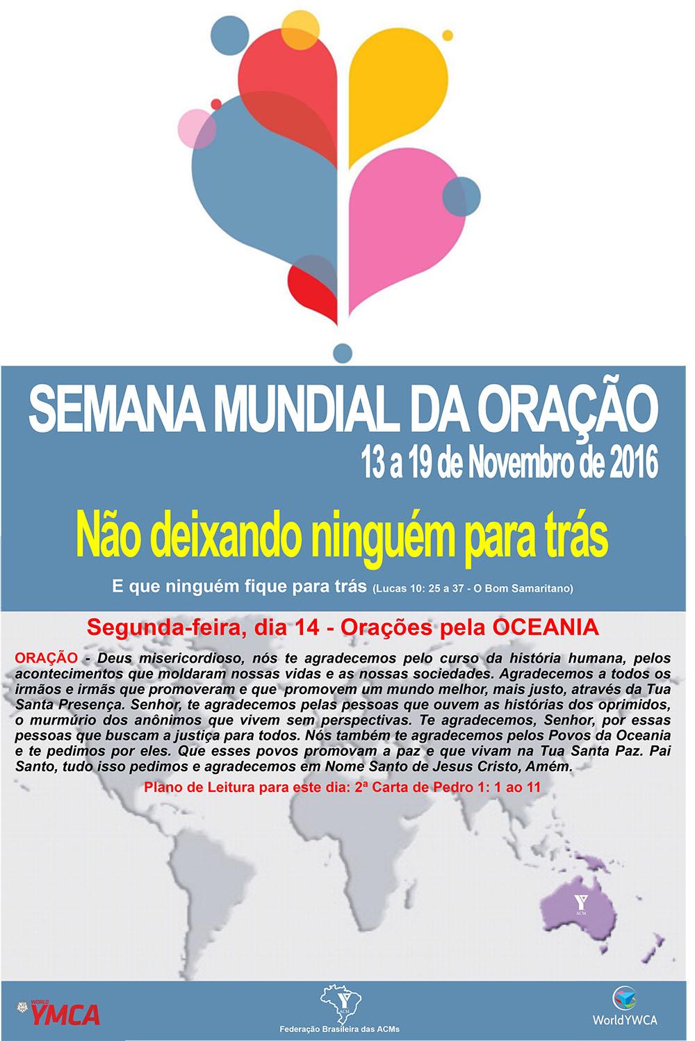 SemanaOração2016 14-11-2016