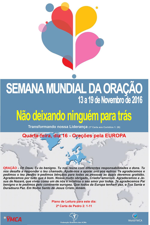 SemanaOração2016 16-11-2016