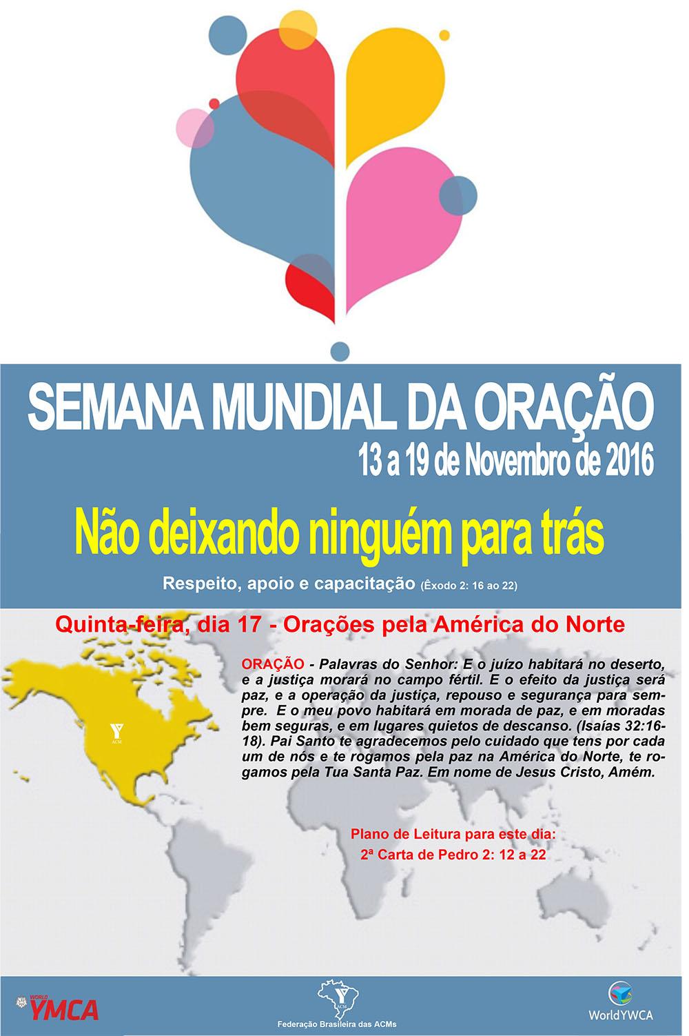 SemanaOração2016 17-11-2016