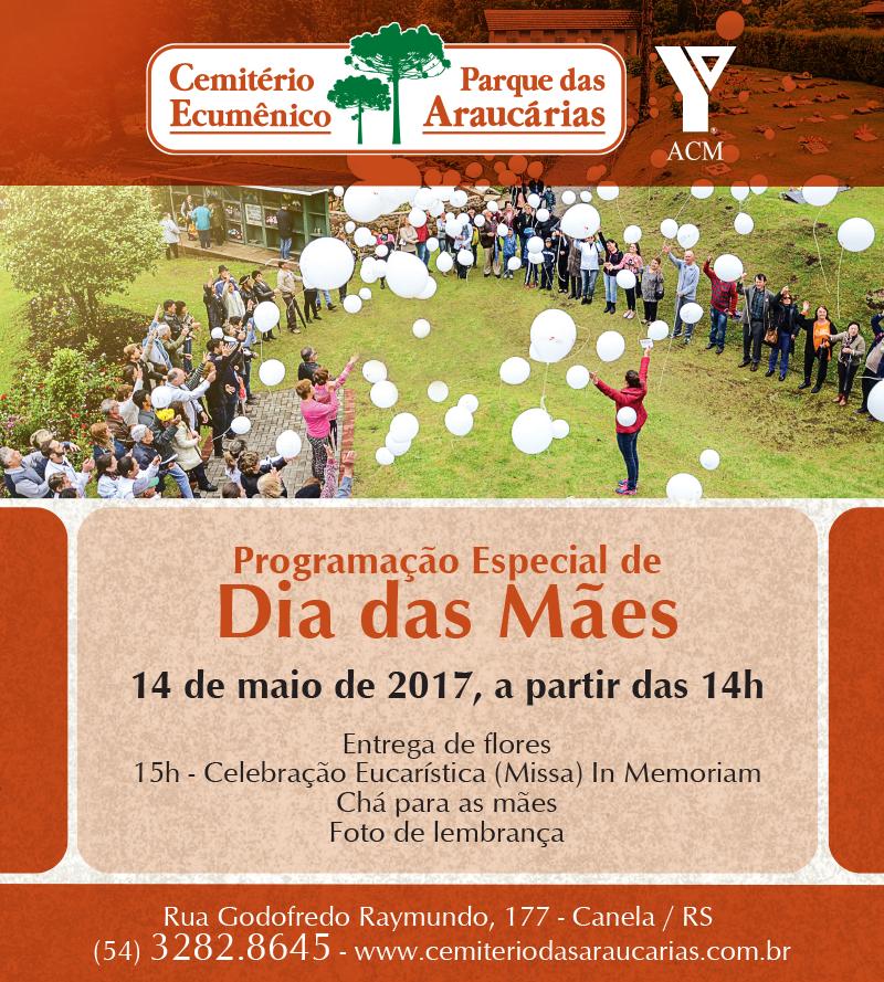 CEPA - Celebração Ecumênica - Dia das Mães 2