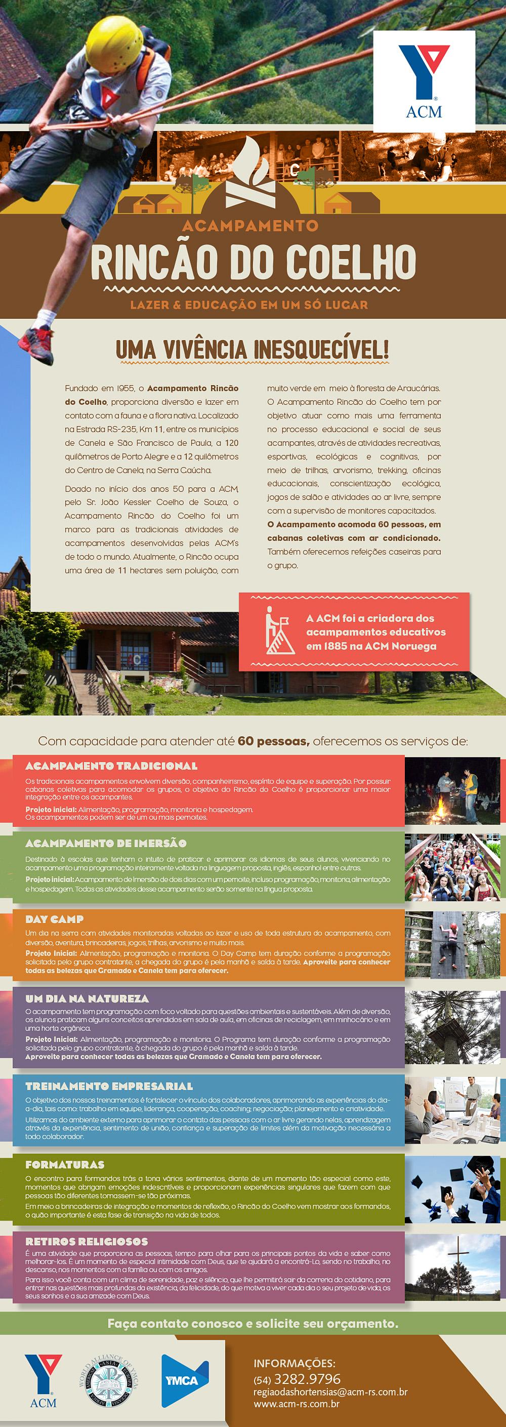 Rincão do Coelho - webcard completo
