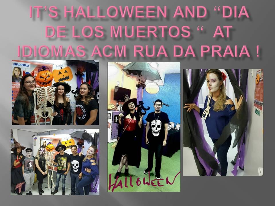 It's Halloween 2018