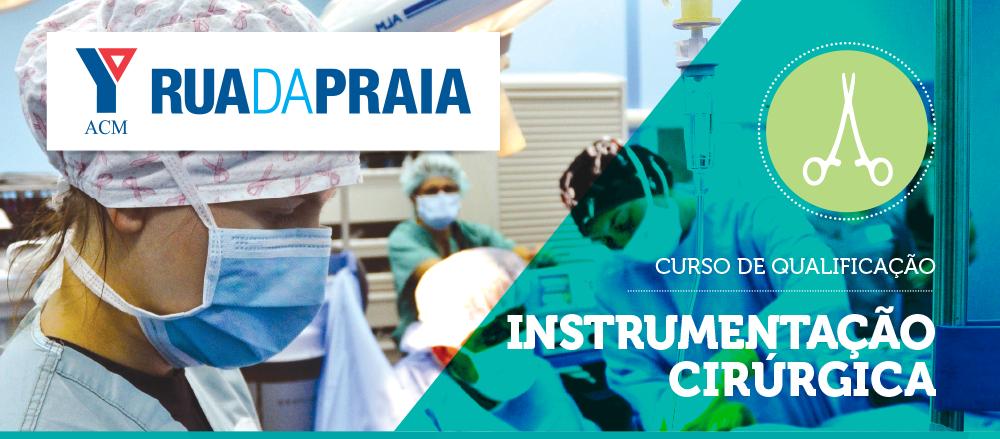 Instrumentação Cirúrgica - IC 2019-1