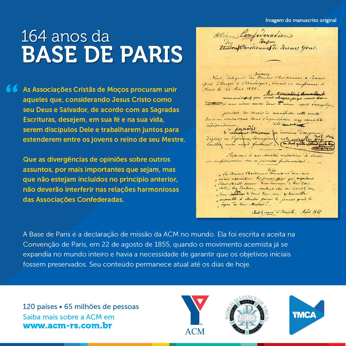 Base de Paris 2019